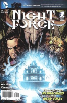 Night Force 4 -cover