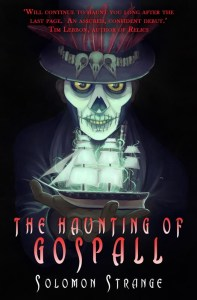 Haunting of Gospall Cover F 100