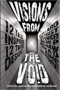 Visions from the Void, edited by Jonathan Butcher - cover