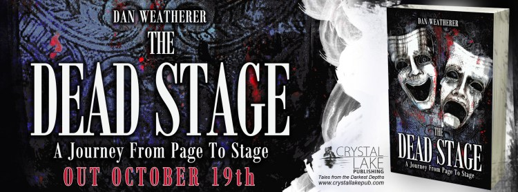 Dead Stage Banner Out October