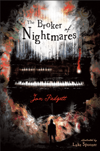 The Broker of Nightmares by Jon Padgett - cover