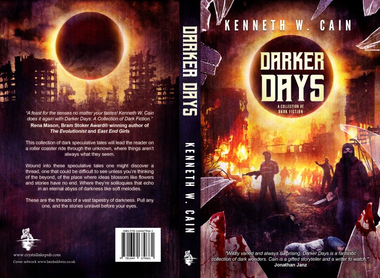 Darker Days full cover