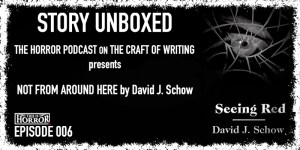 [Preview] SU 006 Not From Around Here by David J. Schow