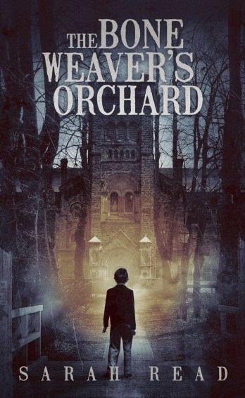 The Bone Weaver's Orchard by Sarah Read - cover