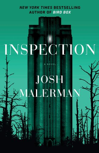 Inspection by Josh Malerman - cover