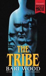 The Tribe by Bari Wood - cover