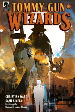Tommy Gun Wizards cover