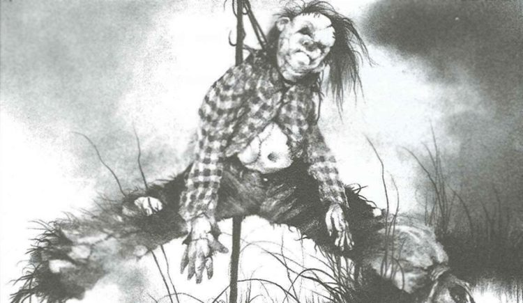 Scary Stories to Tell in the Dark-Harold