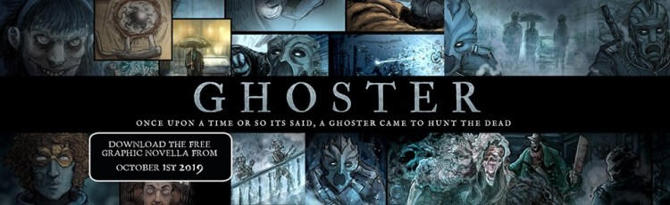 Ghoster Banner