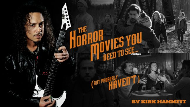 Kirk Hammett Horror Top 10