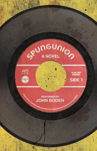 Spungunion by John Boden - cover