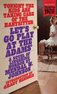Let's Go Play at the Adams' by Mendal W. Johnson - cover