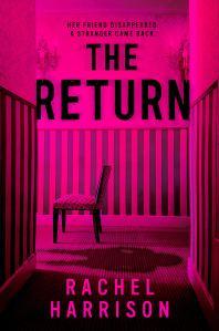 The Return by Rachel Harrison - cover