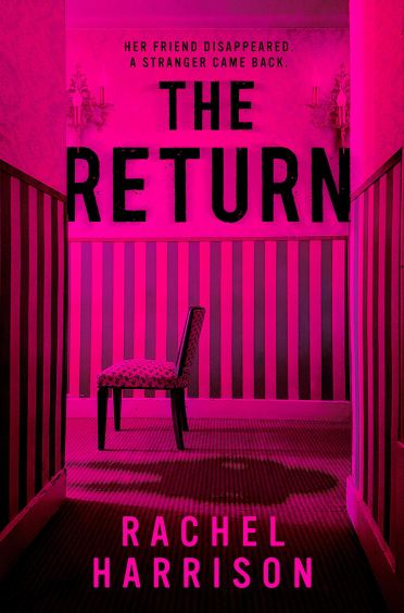 The Return by Rachel Harrison - cover