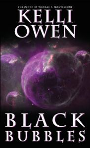 Black Bubbles by Kelli Owen - cover