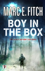 Boy in the Box by Marc. E. Fitch - cover
