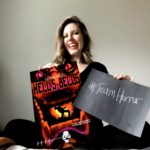 Lisa Quigley Hell's Bells Ladies of the Fright Podcast host