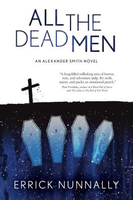 All the Dead Men by Errick Nunnally - cover