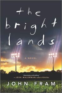 The Bright Lands by John Fram -cover