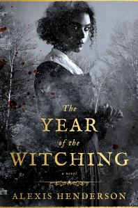The Year of the Witching by Alexis Henderson -cover