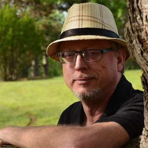 Author Tim Waggoner