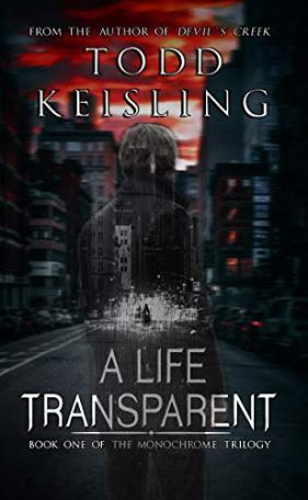 A life Transparent - cover