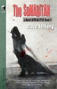 The Samaritan by Dave Jeffery - cover