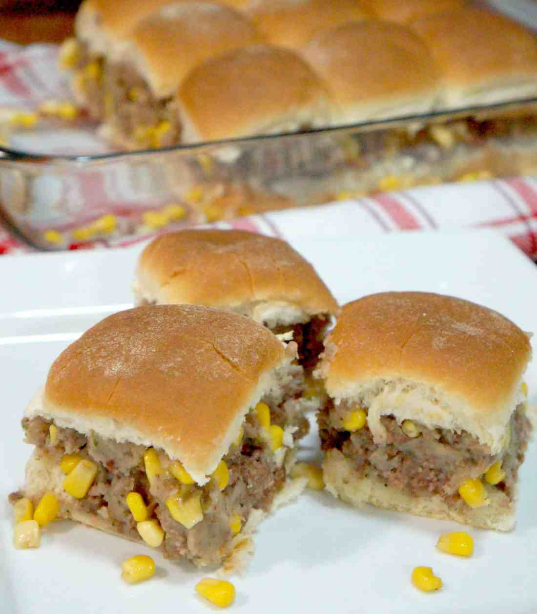 Shepherd's Pie Sliders - This is Not Diet Food