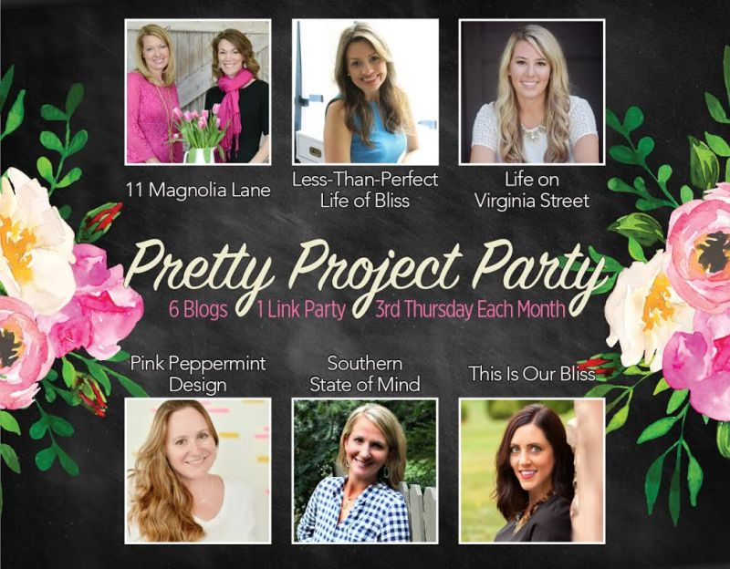 Pretty Project Party Hostesses
