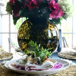 How to set a simple summer table   5 tips for a simple beautiful summer tablescape   This is our Bliss   www.thisisourbliss.com