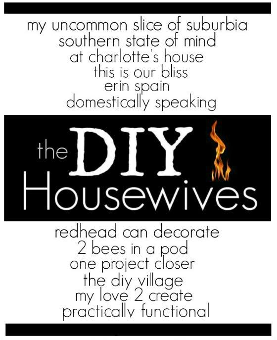 DIY Housewives Series | 12 projects each month!
