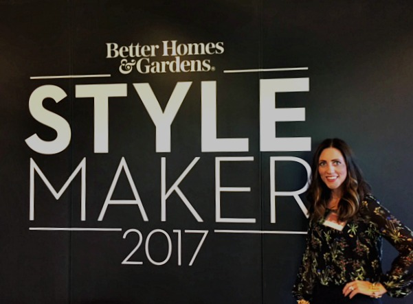 Better Homes & Gardens StyleMaker 2017 Event Recap