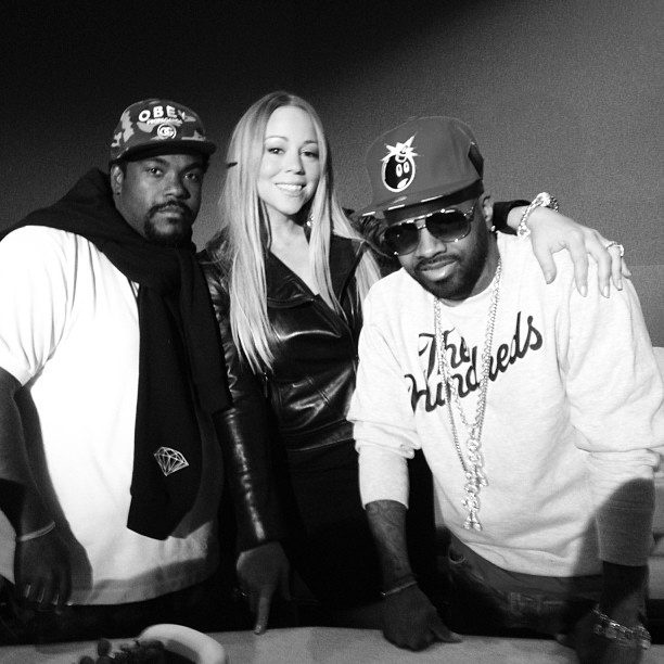 Mariah Darkchild & Jermaine