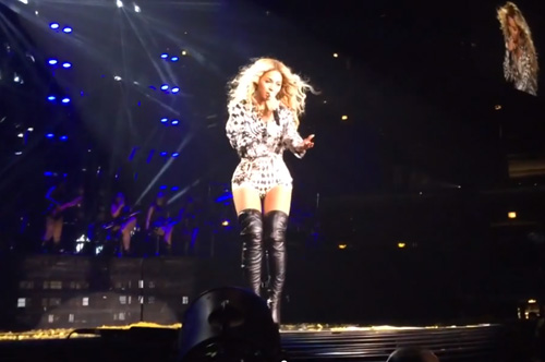 Beyonce-Performs-XO-in-Chicago