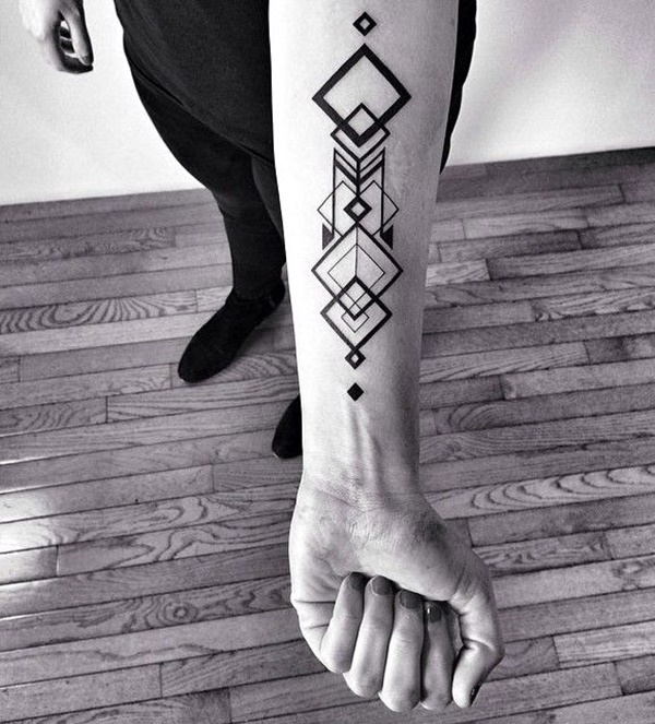 And Triforce White Pattern Black