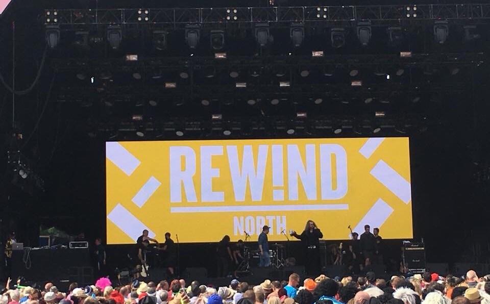 Rewind Festival North- Saturday Review