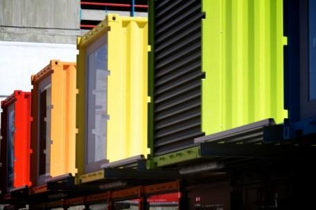 shipping container urban farm