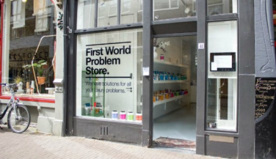 first world problem store
