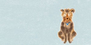 The rescue dog that rescued me: An illustrated story