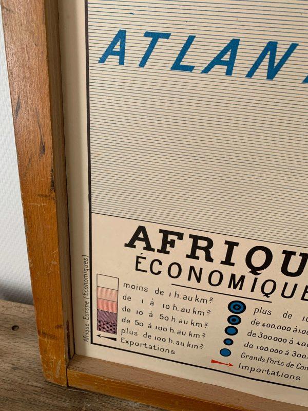 ancienne affiche rossignol vintage