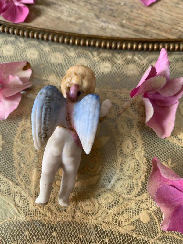 ancien ange biscuit 19eme