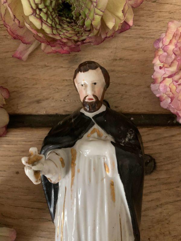 ancien bénitier saint jean francois