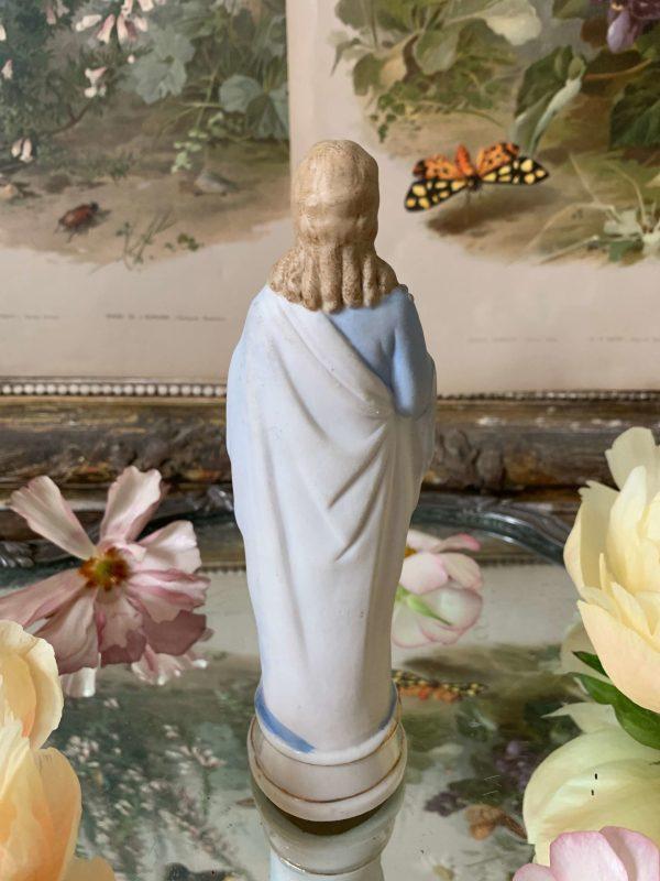 statuette saint joseph biscuit