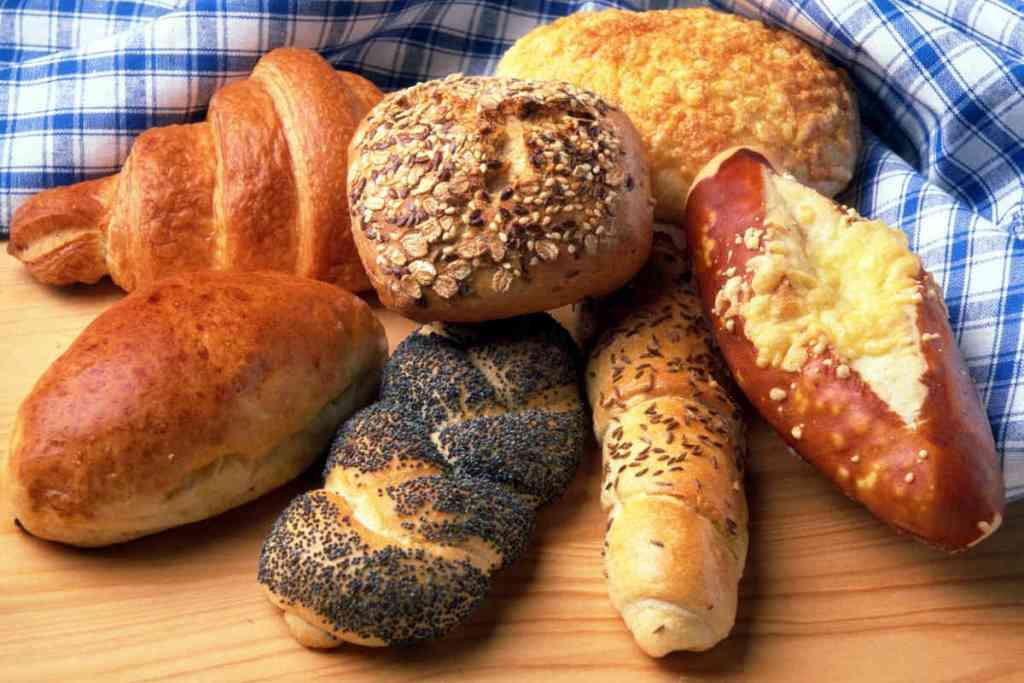 Gluten bread