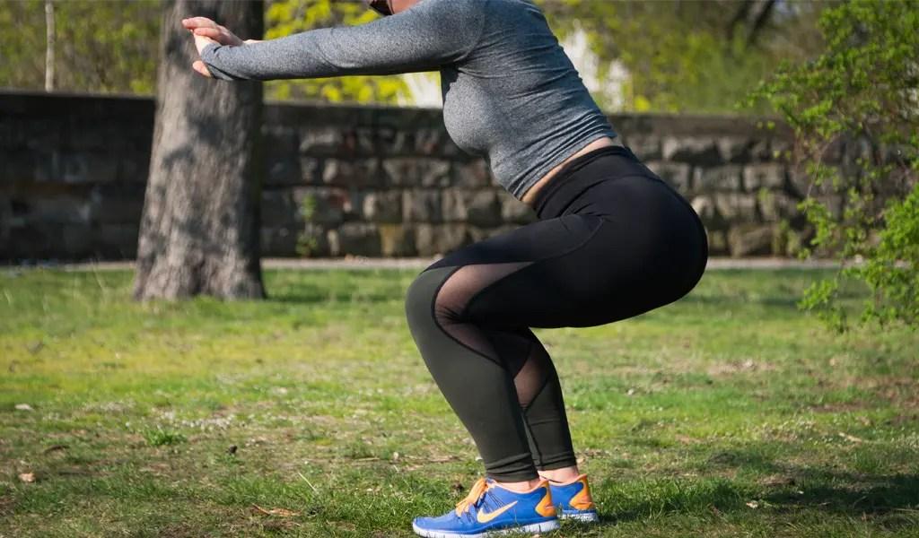 Hindu squats has all the benefits