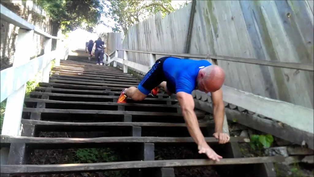Stair crawls