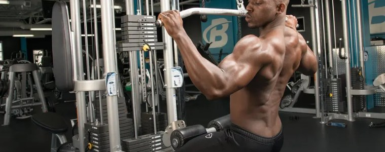 Top five lat pulldown alternatives
