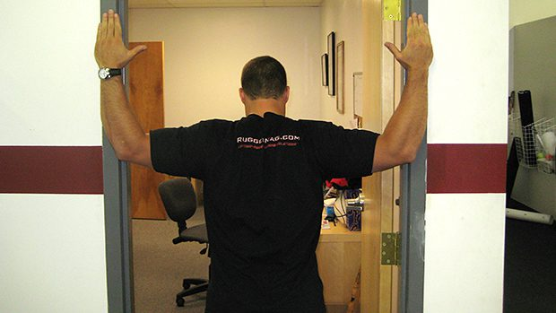 Top 3 pectoral stretches for improved range of motion and movement fluidity