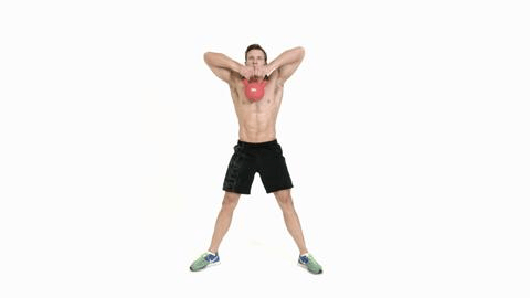 Benefits of the Kettlebell High Pull