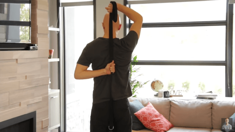 Belt stretches